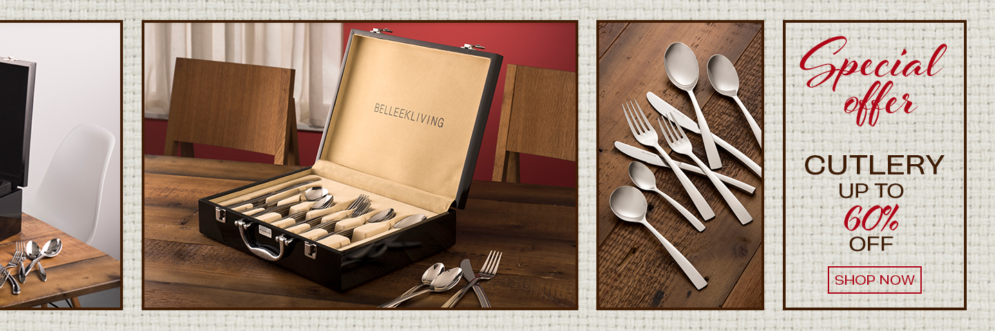 Belleek Cutlery Collection