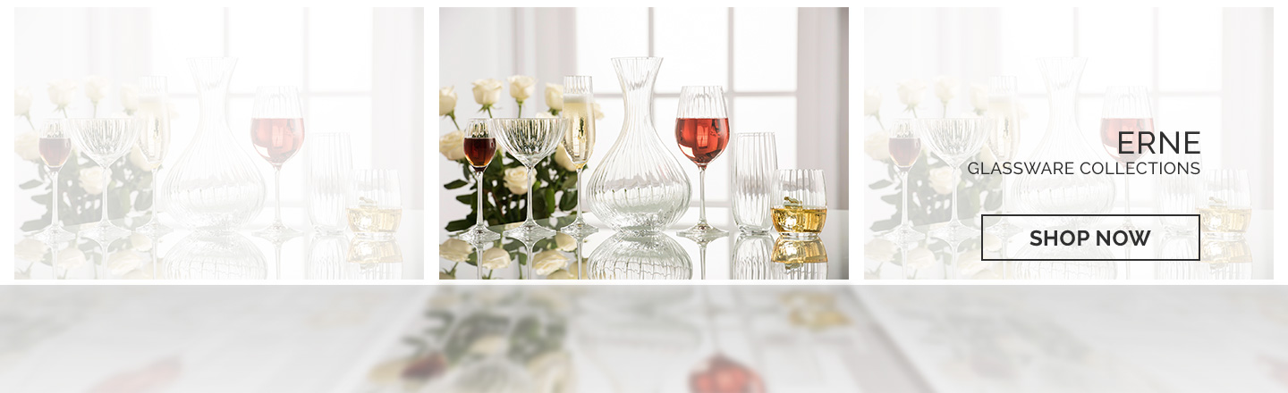 Erne Glassware Collection