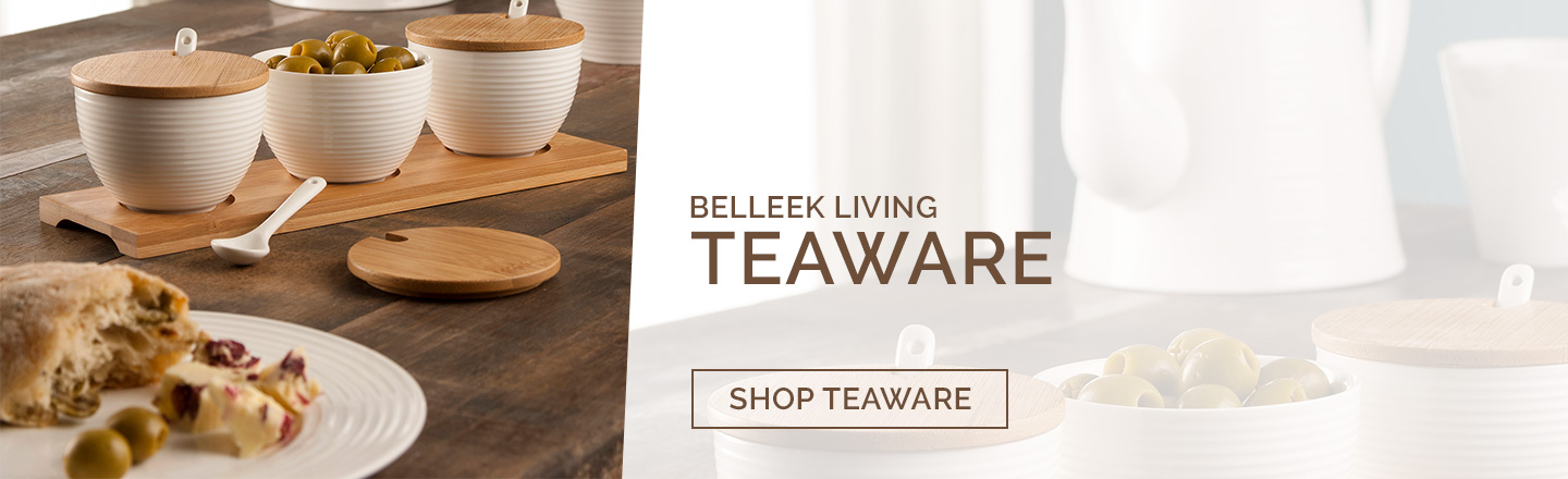 Belleek Living Teaware