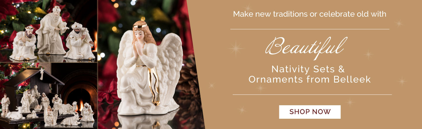 Belleek Nativity Collection