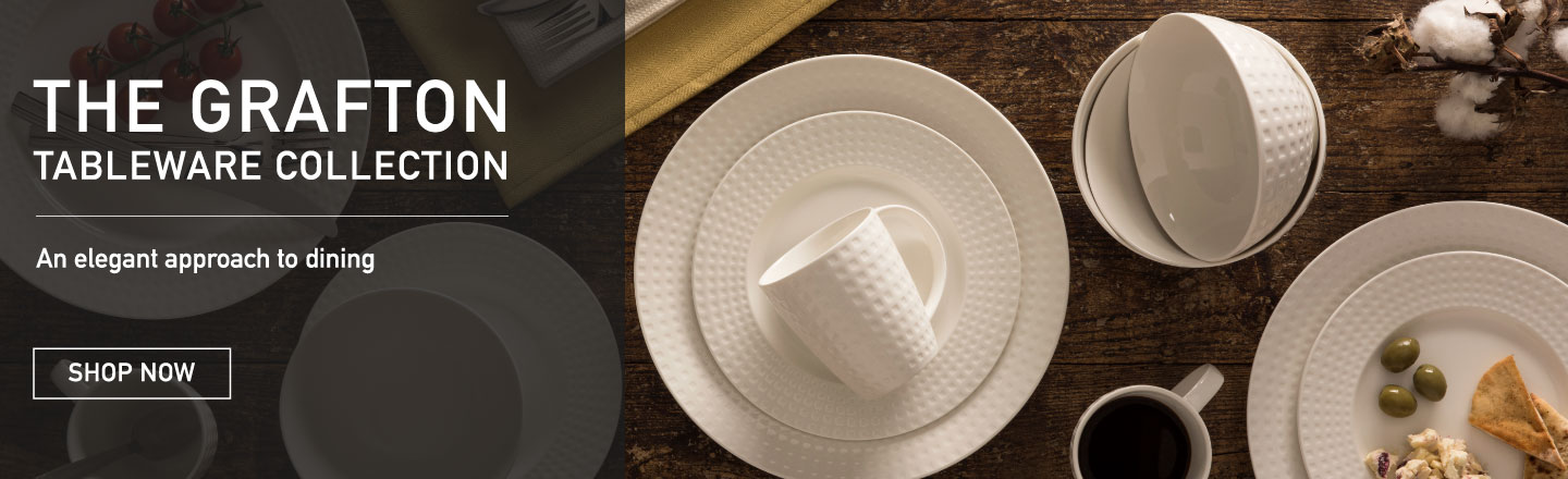 The Grafton Tableware Collection