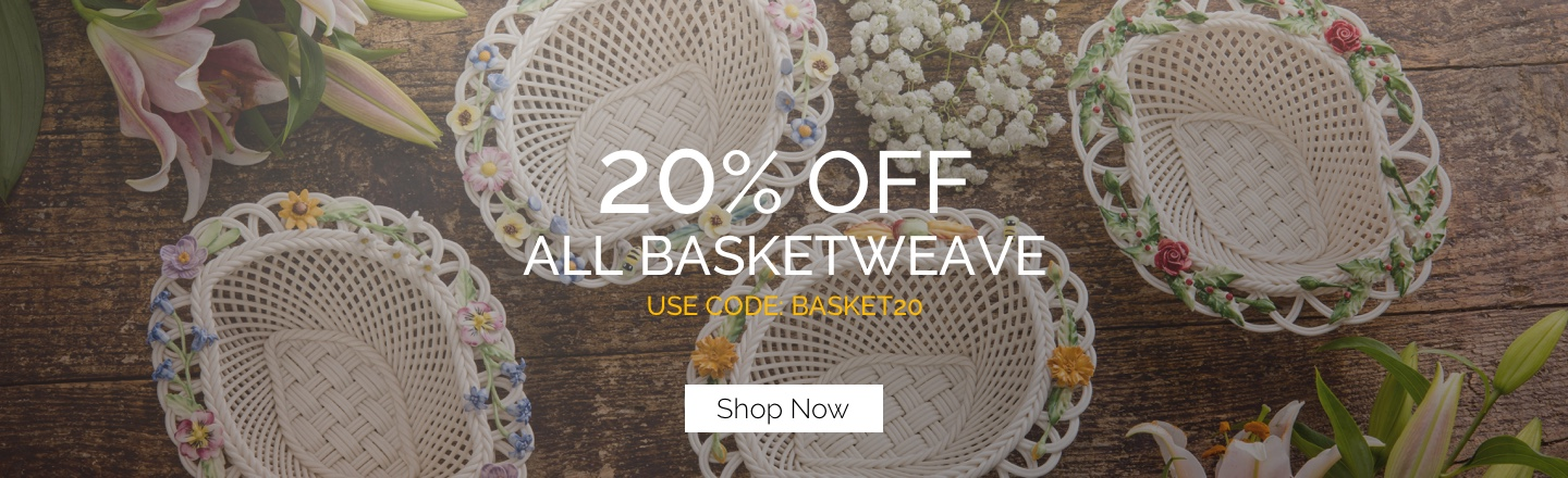 20% OFF Basketweave