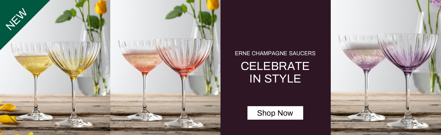 NEW: Champagne Glasses