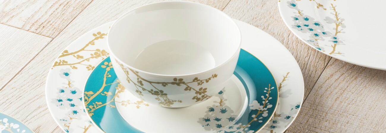 Bellevue Tableware Collection