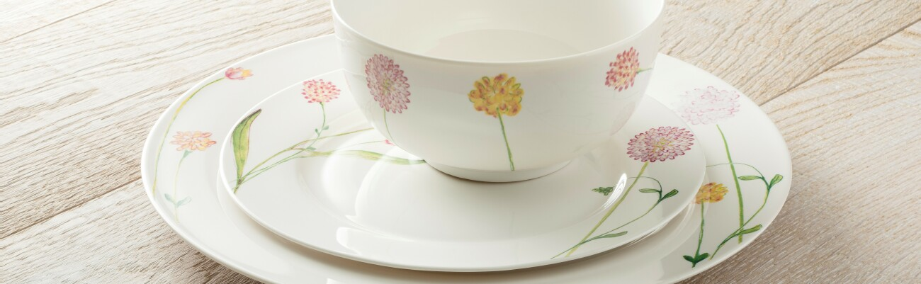 Bloom Tableware Collection
