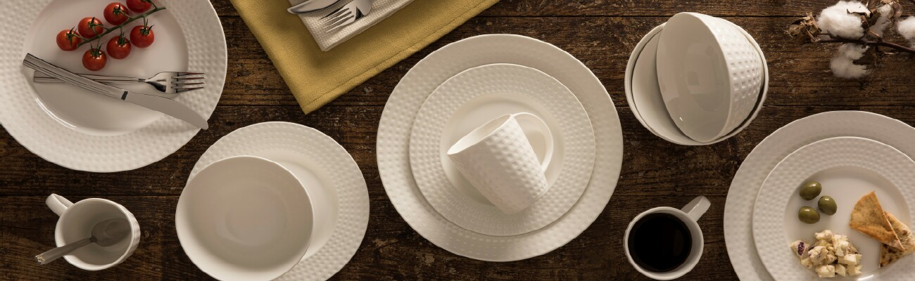 Grafton Tableware Collection