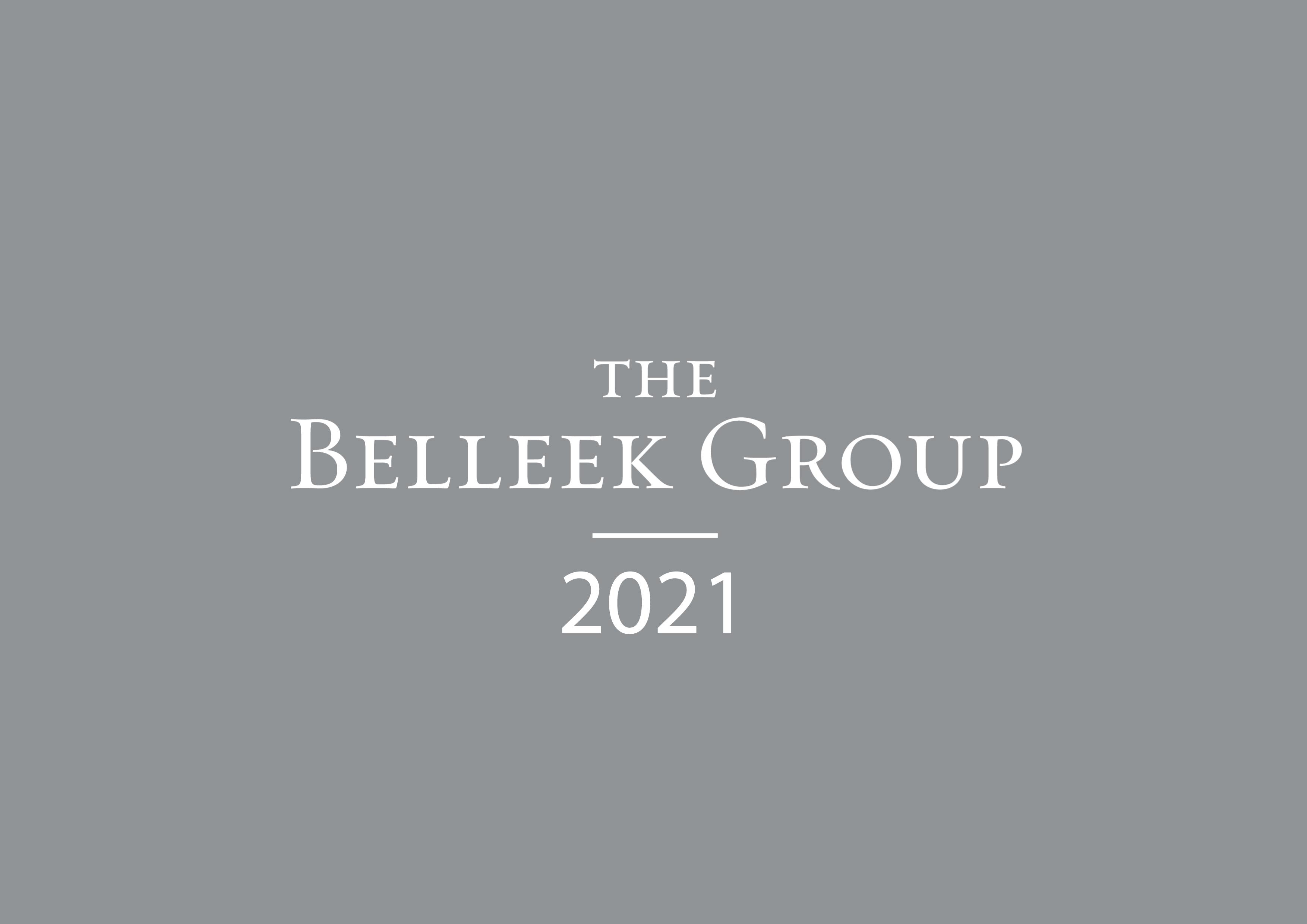 Belleek Pottery Product Brochure 2020