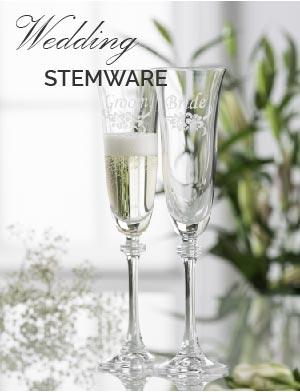 Wedding Stemware