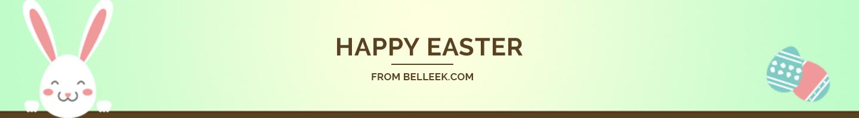 Happy Easter from Belleek.com