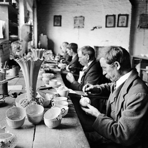 Belleek Pottery Ireland