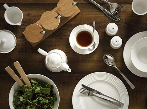 Living Tableware