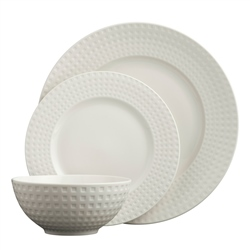Belleek Living Grafton 12 Piece Dinnerware Set