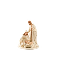 Belleek Living Nativity Family - Small