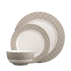 Aynsley Merino 12-Piece Dinnerware Set