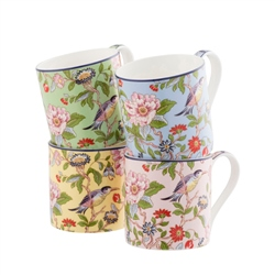 Aynsley Pembroke Windsor Mugs Set