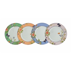 Aynsley Cottage Garden Plate Set