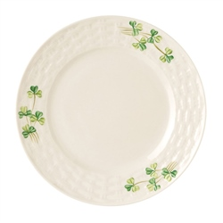 Belleek Classic Shamrock Side Plate
