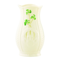 Belleek Classic Gaelic Mini Vase