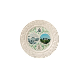 Belleek Classic 160th Anniversary Plate