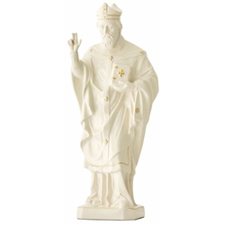 Belleek Classic St Patricks Figurine