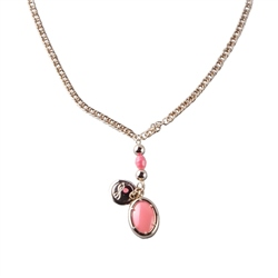 Designer Jewellery Coral Multi Necklace Set