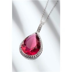 Designer Jewellery Ruby Necklace