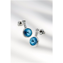Designer Jewellery Azure Earrings