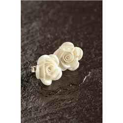 Designer Jewellery Wild Rose Earrings