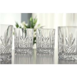 Galway Crystal Abbey DOF Set