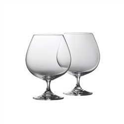 Galway Living Elegance Balloon Brandy Pair