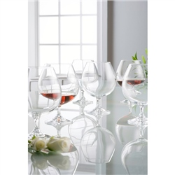 Galway Living Clarity Balloon Brandy Set of 6