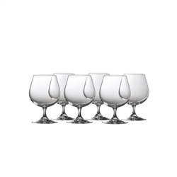 Galway Living Clarity Small Brandy Set of 6