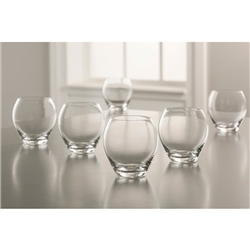 Galway Living Clarity Tumbler Set of 6