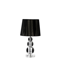 Galway Living Deco Halo Lamp and Shade