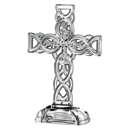 Galway Crystal Galway Celtic Cross