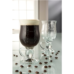 Galway Crystal IRISH COFFEE PAIR
