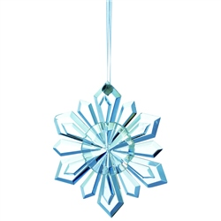 Galway Living Snowflake - Hanging Ornament