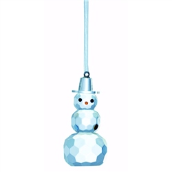 Galway Living Snowman Gem - Hanging Ornament