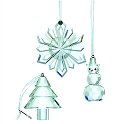 Galway Living Hanging Ornaments - Set of 3