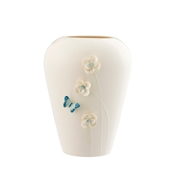 "Belleek Living Azure 8"" Vase - Colour Collection"