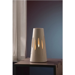 Belleek Living Reeds Lamp By Wendy Ward