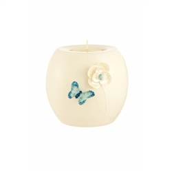 Belleek Living Colour Collection - Azure Votive