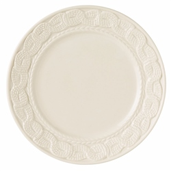 Belleek Classic Galway Cable - Accent Plate