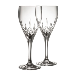 Galway Crystal Longford Wine Pair