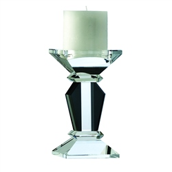 "Galway Living Deco 7"" Candleholder"