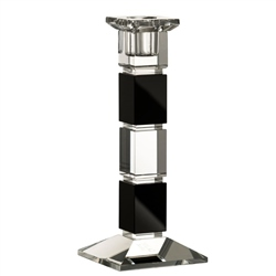 "Galway Living Deco 8"" Square Candlestick"