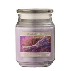Belleek Living Fresh Lavender Candle