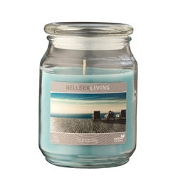 Belleek Living Tranquility Candle