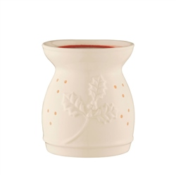 Belleek Living Festive Wax Burner