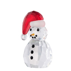Galway Living Small Snowman Santa Hat